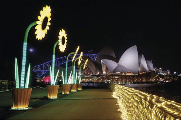 ビビッド・シドニー 王立植物園