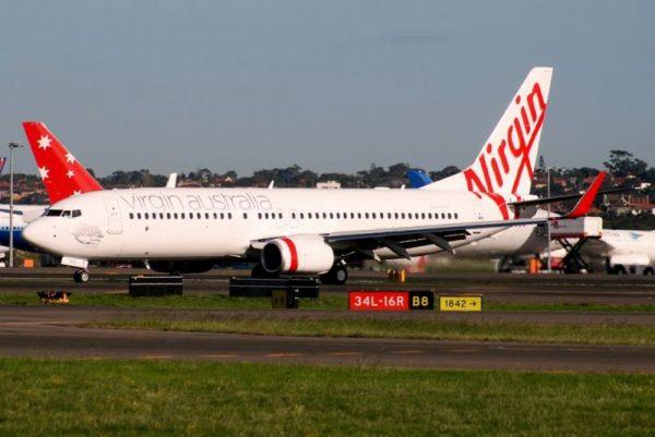 ヴァージン・オーストラリア航空