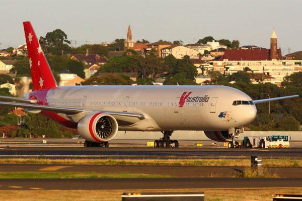 Vオーストラリア航空